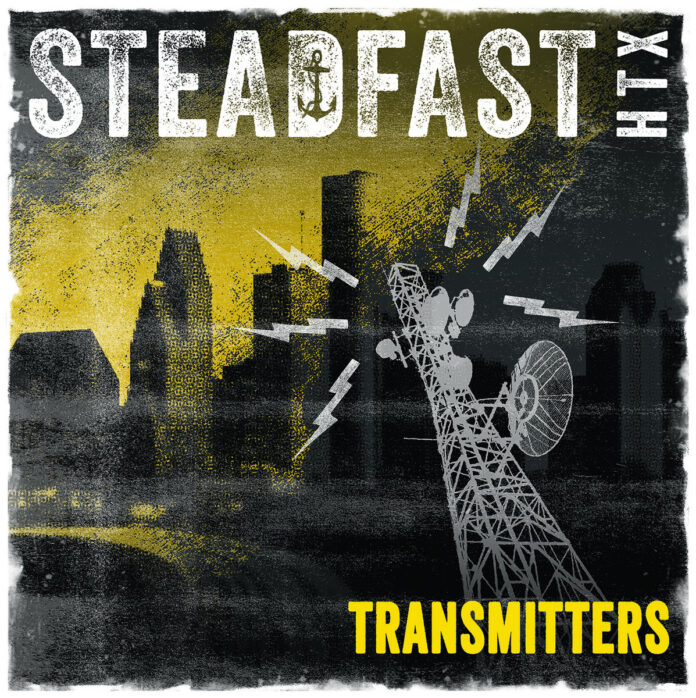 Steadfast HTX - Transmitters album cove
