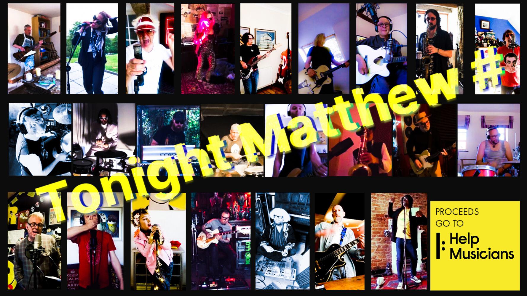 Watch this! Tonight Matthew…? 90s Indie Stars In Their Eyes Lockdown Special