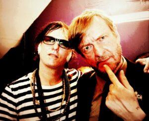 Anton & Dug
