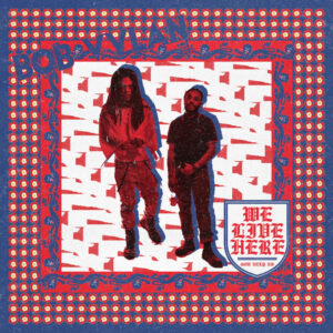 Bob Vylan: We Live Here  – EP/mini-album review