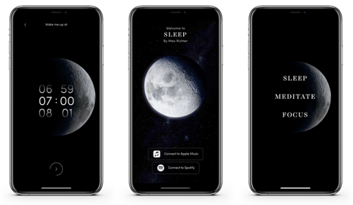 Max Richter's Sleep is now available on an app