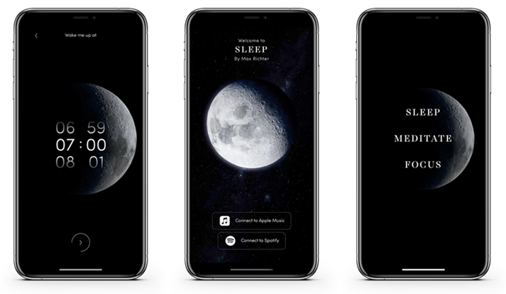 Max Richter's Sleep available on an app for the first time