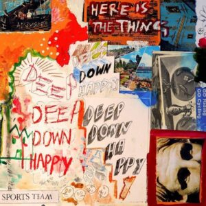 Sports team : Deep Down Happy – album review