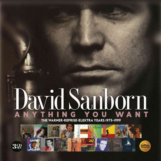 This beautifully curated three disc set shows David Sanborn is way more than a purveyor of soft jazz for middle America.
