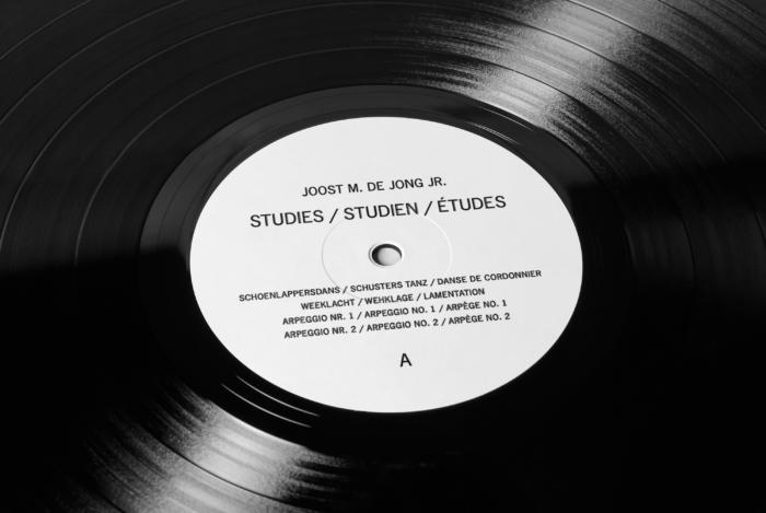 """Exclusive Premiere! Joost M. de Jong, Jr. – """"Studies / Studien / Études"""""""