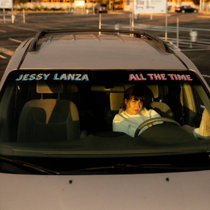 Jessy Lanza All The Time COVER
