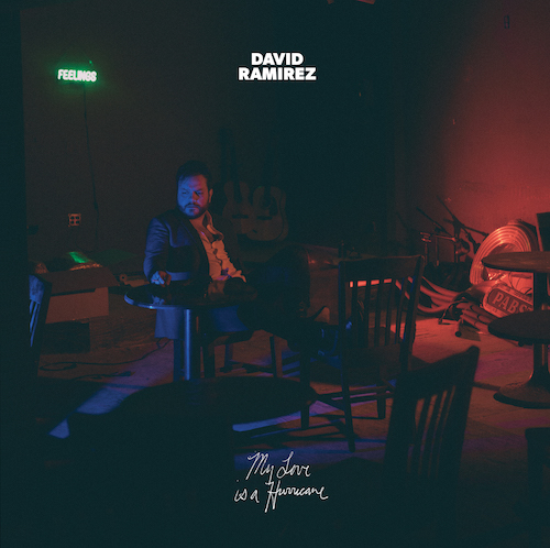 David Ramirez expands his musical palate on his fifth album taking a melodic and melancholy journey through a failed relationship.