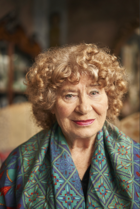 "LISTEN! Shirley Collins  shares new song ""Sweet Greens and Blues"""