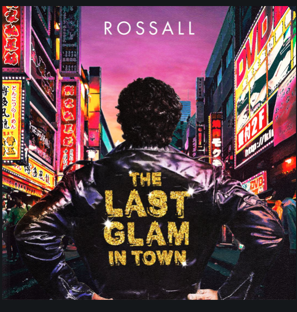 LISTEN! John Rossall (The Glitter Band) releases solo album that could be the best in his career