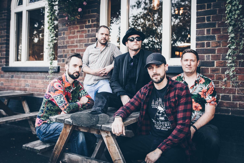 Watch This! Cambridgeshire's The Mojo Slide Drop Uplifting Single Good Times