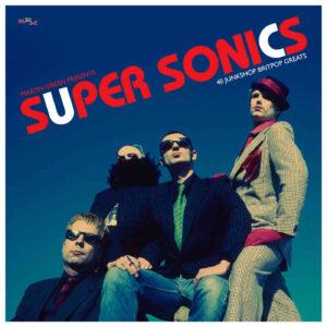Various Artists – Super Sonics – '40 Junkshop Britpop Greats' album review