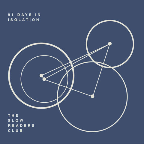 91 days in isolation - the slow readers club