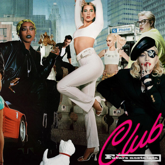 Dua Lipa And The Blessed Madonna: Club Future Nostalgia – album review