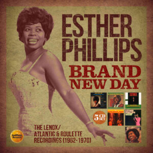 Esther Phillips – Brand New Day 1962-1970 – album review