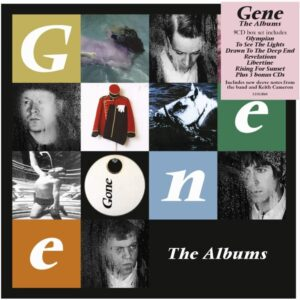 Gene The Albums cover
