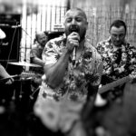Kicked In The Teeth: single launch party live in The Tiki Garden, The Salty Dog, Northwich