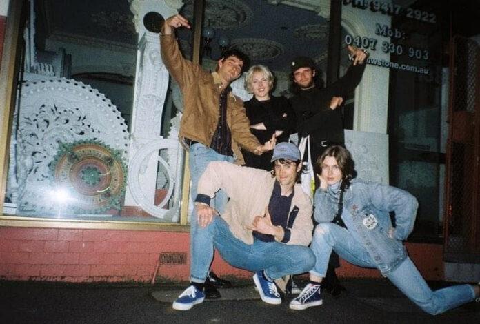 Moth Melbourne Band.