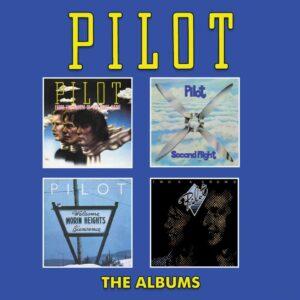 Pilot – The Albums 1974 to 1977 – album review