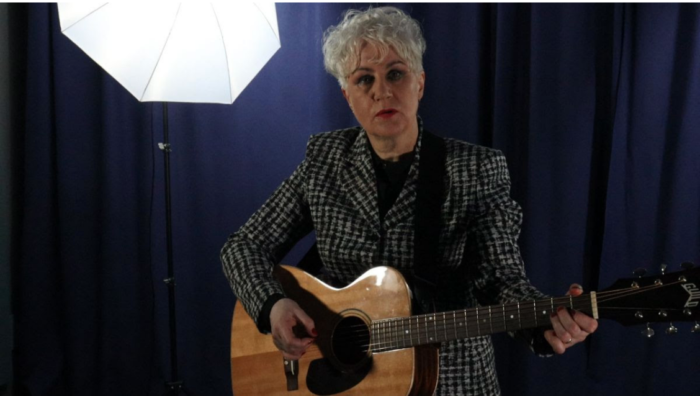 WATCH THIS! PAULINE MURRAY SHARES VIDEO FOR NEW SINGLE 'SHADOW IN MY MIND'