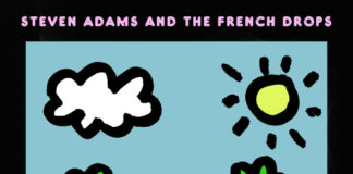 Steven Adams And The French Drops Keep It Light COVER