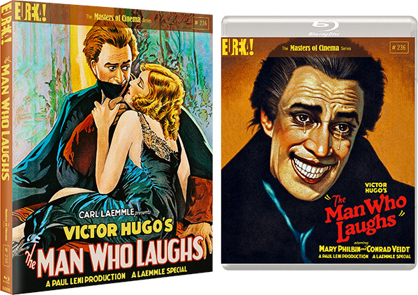 The Man Who Laughs – film review