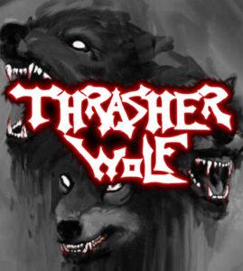 Cubierta única de Thrasherwolf