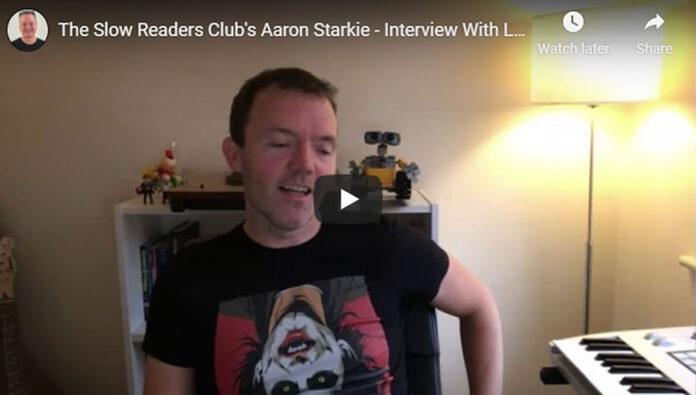 aaron starkie - interview