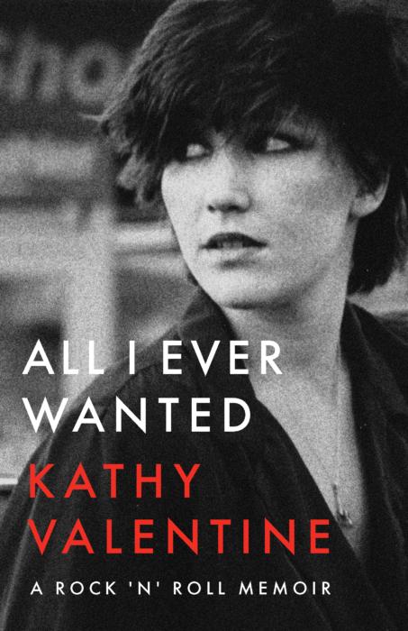 Kathy Valentine memoir