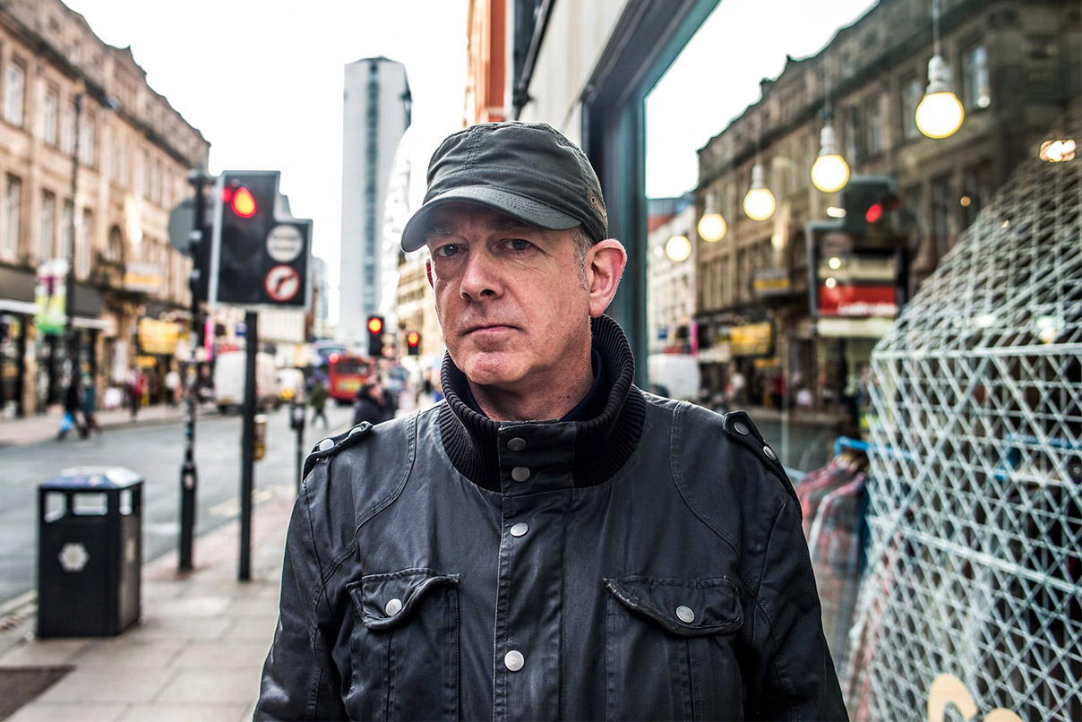 Dave Haslam Interview – Lockdown, MCR's live venues and his latest book releases