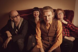 Micko & The Mellotronics: latest track – The Fear
