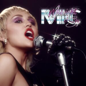 Miley Cyrus is Back With New Single 'Midnight Sky'