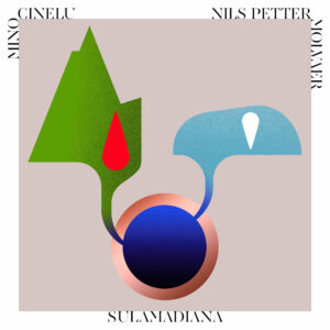 French percussionist Mino Cinelu and Norwegian trumpeter Nils Petter Molvaer join forces for an album that makes the most of their different talents.