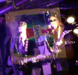 Wreckless Eric & Amy Rigby: Vote That Fucker Out – Video Exclusive