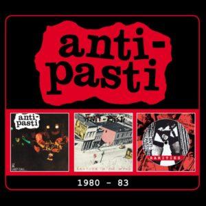 Anti Pasti – 1980-1983 The Albums – album review