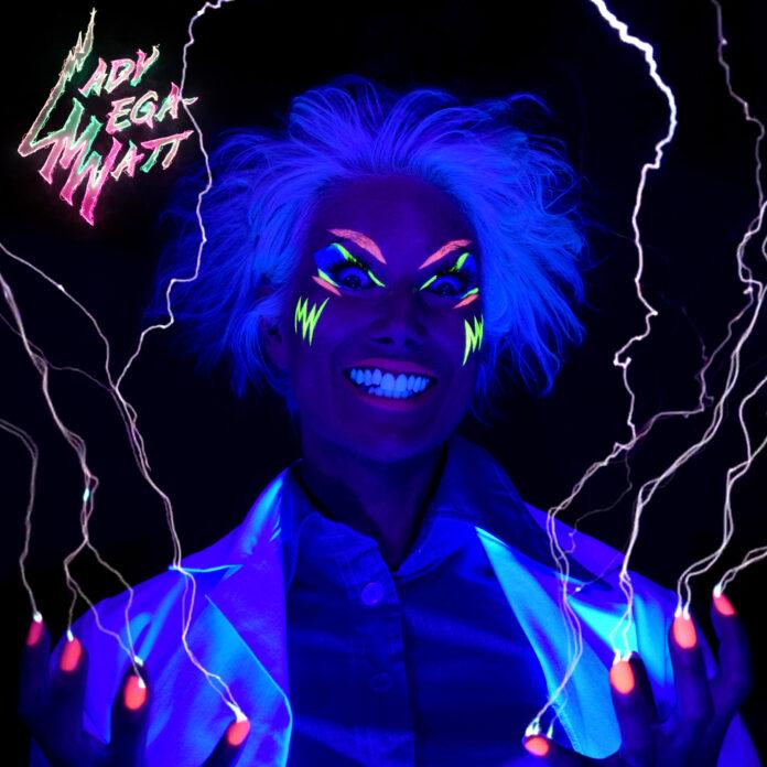 BOO - Lady Megawatt cover
