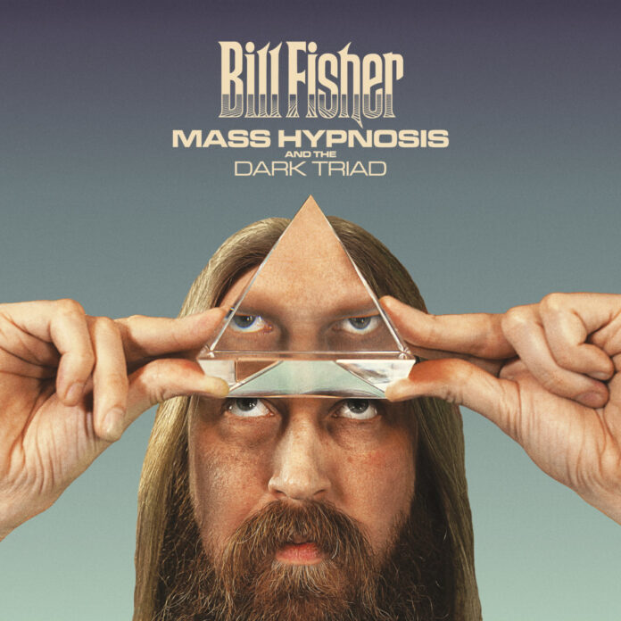 Bill Fisher: Mass Hypnosis Front cover artwork