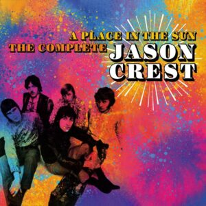 Jason Crest – A Place In The Sun – album review