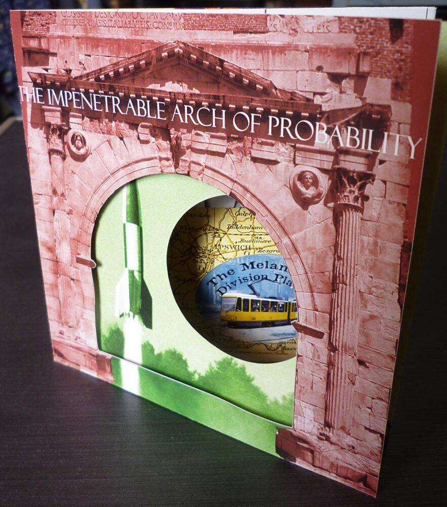 Melamine Division Plates – Impenetrable Arch Of Probability – album review