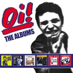 Various Artists – Oi! The Albums – album review