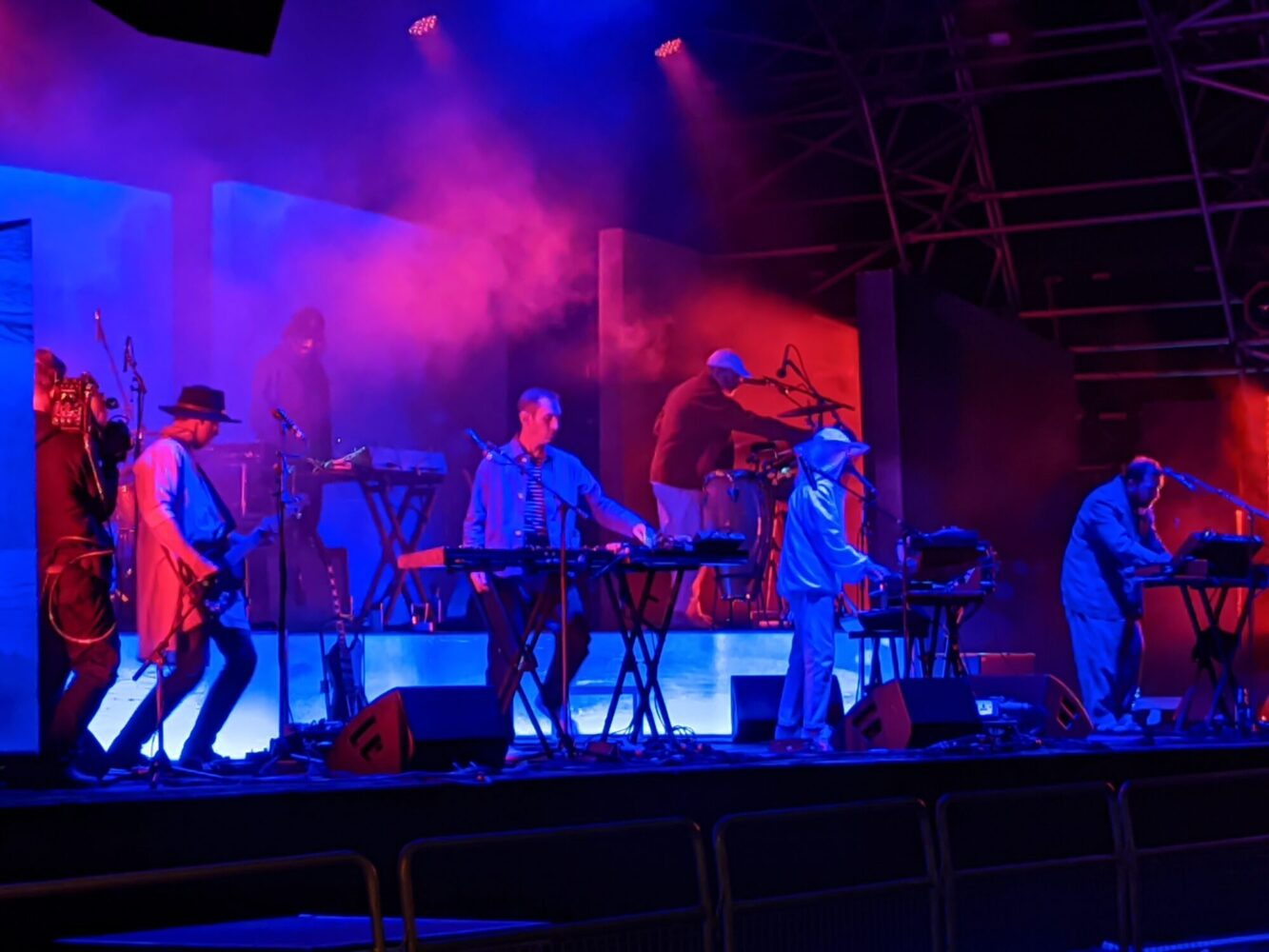 Hot Chip: Dreamland, Margate – live review