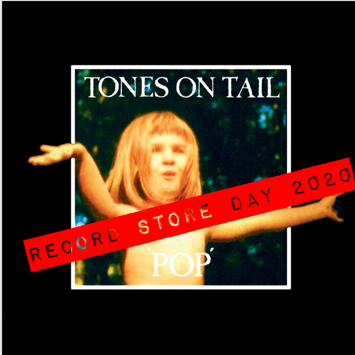 TONES ON TAIL  'POP' : Reissue of post Bauhaus project sounds even better today