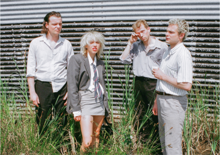 INTERVIEW  : Global Charming are the latest new Dutch band to intrigue with their Modern Lovers/Parquet Courts muse