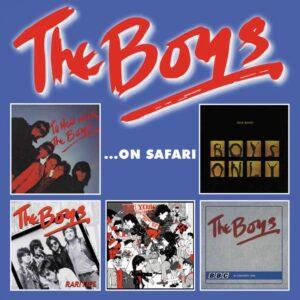 The Boys – The Boys On Safari – album review