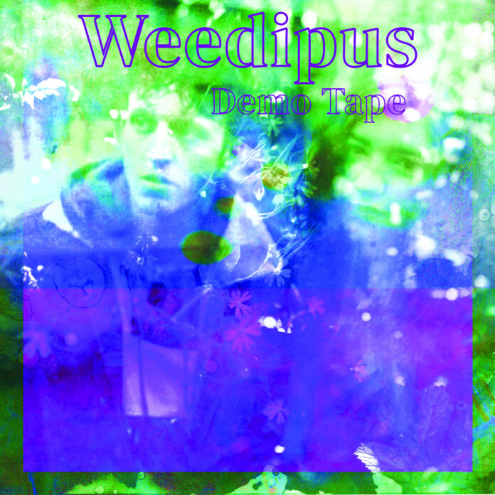 Weedipus Demo Tape COVER