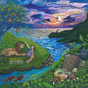 Sing Leaf: Not Earth – album review