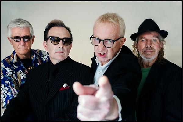 The Damned reform original classic line up for 4 shows