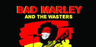 Bad Marley And The Wasters Nightly Dread COVER