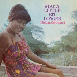 Delano Stewart – Stay A Little Bit Longer – album review