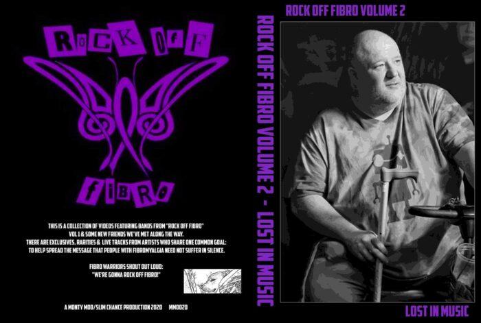 New 'Rock Off Fibro' album announced.