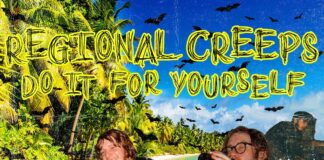 Regional Creeps Do It For Yourself COVER